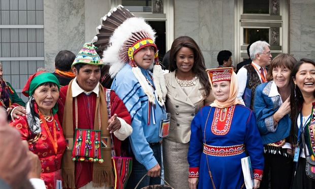 world conference on indigenous peoples opens at the un