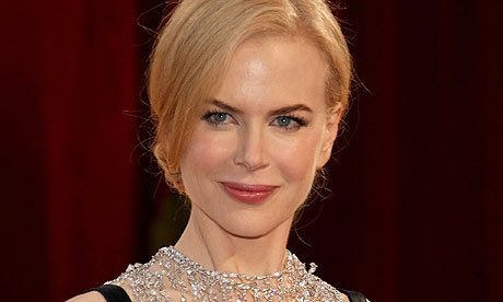 Nicole Kidman yesterday became the latest addition to a lineup that already