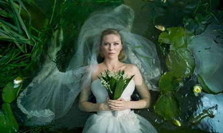 Cannes 2011: Kirsten Dunst in Lars Von Trier's Melancholia