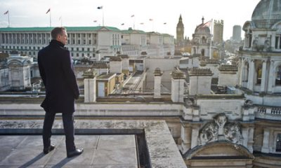 Skyfall was snubbed for a Best Picture nomination at the 2013 Oscars