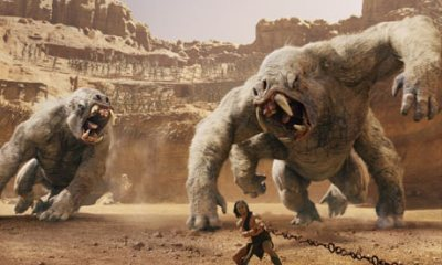 A still from 2012 fantasy film John Carter