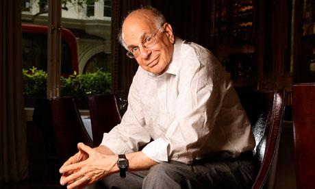 Nobel laureate Daniel Kahneman