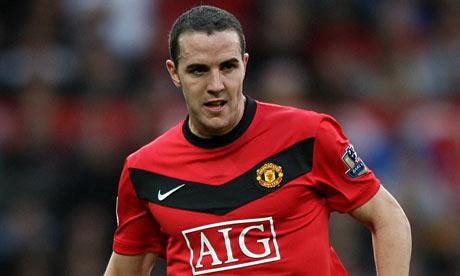 John O'Shea, Manchester United