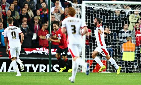 Will Grigg MK Dons