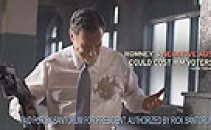 Rick Santorum's 'Rombo' ad