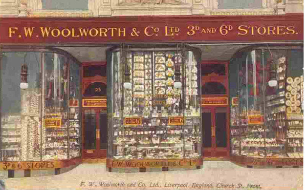 Gallery Woolworths in pictures: First Woolworths store in Liverpool