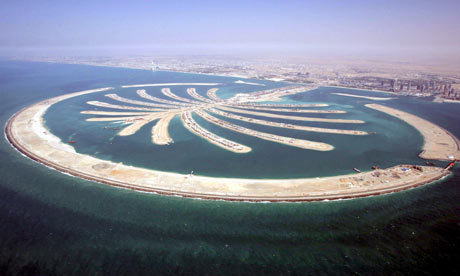 Dubai World asks for debt moratorium