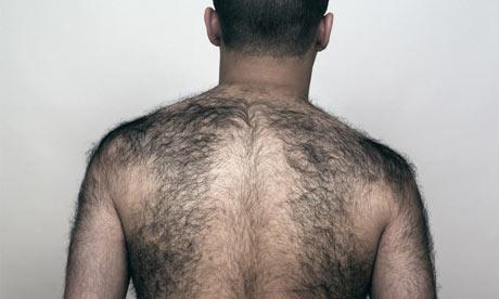 Hairy japanese men