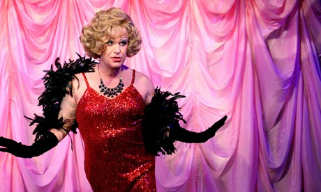 Douglas Hodge in La Cage Aux Folles