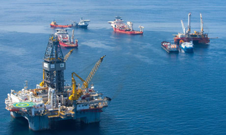 Deepwater Horizon oil spill, Gulf of Mexico