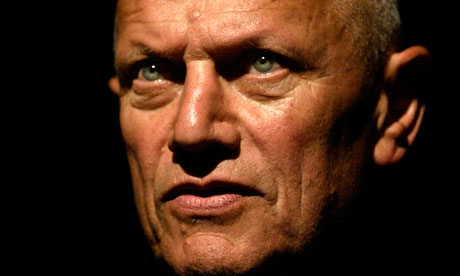 Steven Berkoff My Family Values Life And Style The