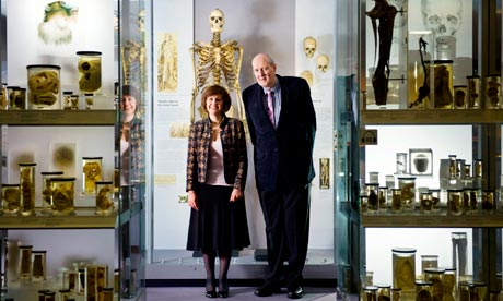 Márta Korbonits, Brendan Holland and the skeleton of Charles Byrne