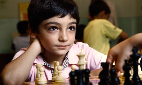 Armenia chess