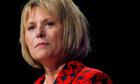 Yahoo CEO Carol Bartz speaks during conference in San Francisco