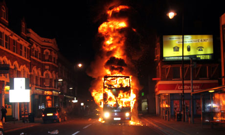 Tottenham riots, London