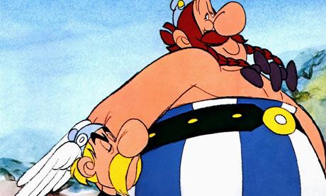 Asterix and Obelisk