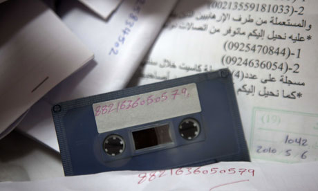 Secret files found in Tripoli detail the Gaddafi regime's relationship with MI6 and the CIA.