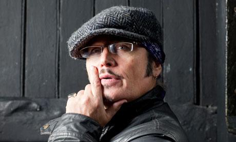 Adam Ant, London, February 2012