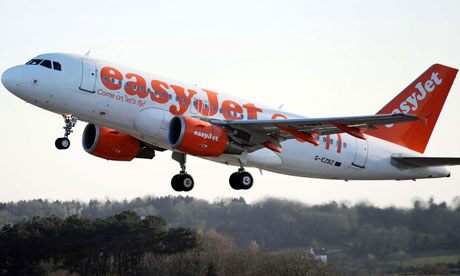 Easyjet to test allocated seating