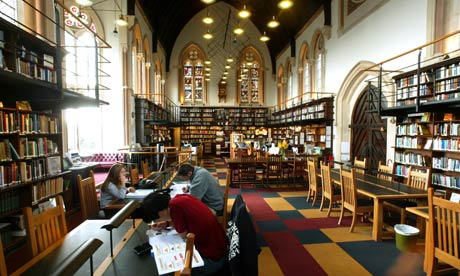 Harrow school's Vaughan library