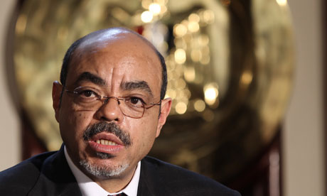 Ethiopian Prime Minister Zenawi health concerns