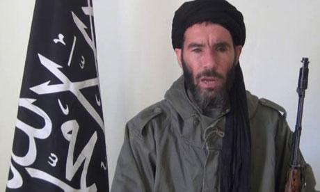 Islamist militia leader Mokhtar Belmokhtar