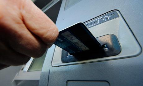 cash machine theft