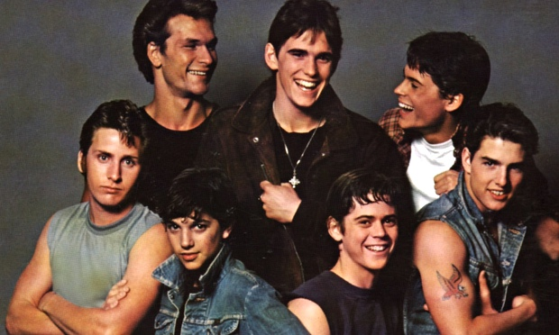 The Outsiders Quotes Wallpaper Why I D Like To Be Matt Dillon In The Outsiders Film