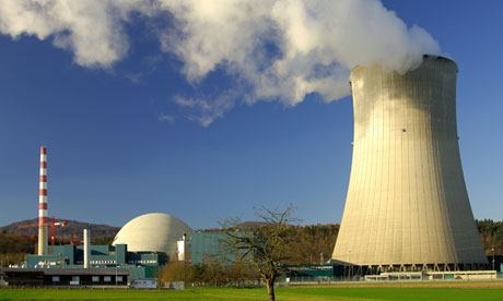 Nuclear power plant Gosgen Switzerland