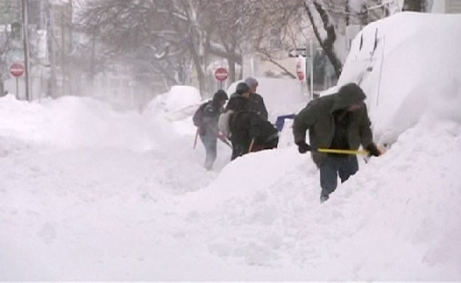 How To Prepare For Severe Winter And Snow Storms