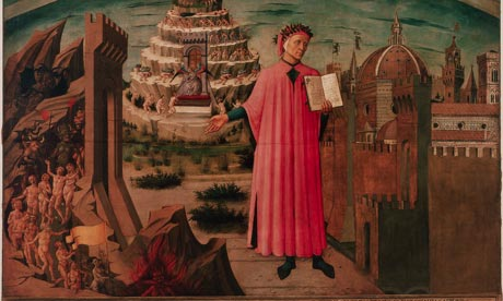 Dante, Heaven and Hell