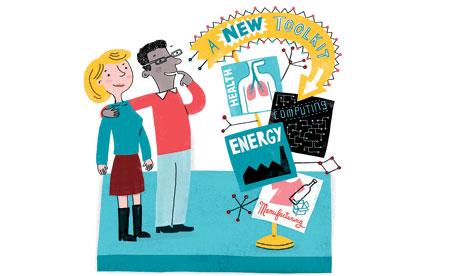 Nano   Care illustration
