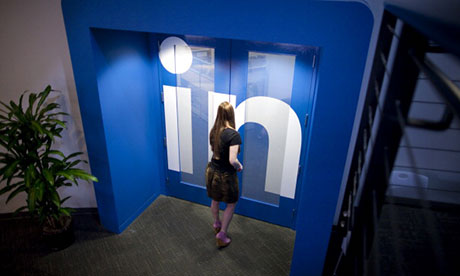Salesforce: Linkedin offices
