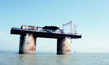 Principality of Sealand