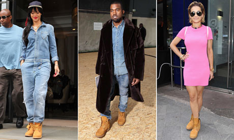 Girls Catch On To The Timberland Trend Boldmode