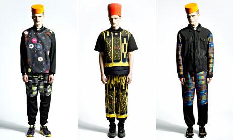 Menswear by Trine Lindegaard