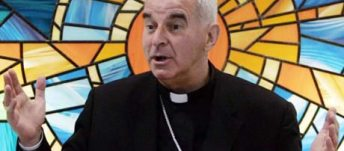 Cardinal Keith O'Brien, the leader of Scotland's Catholic church