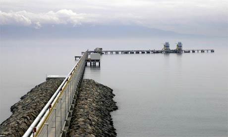 Baku-Tblisi-Ceyhan pipeline