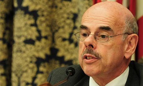 Henry Waxman, chairman of the US House Oversight and Government Reform Committee, 2008