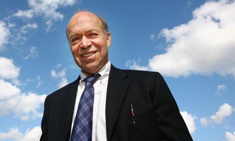 Prof James Hansen