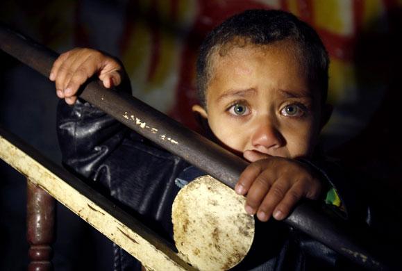 Gallery Children victims of Gaza: Children casualities of Gaza