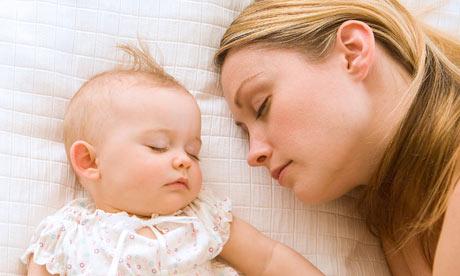 Секреты спокойного сна малыша и мамы