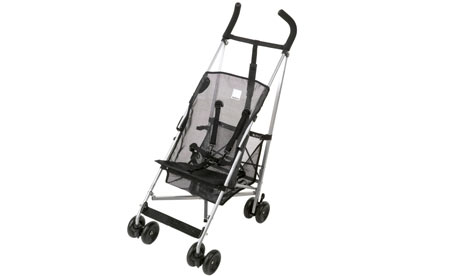 1m pushchairs recalled in US after children sever
