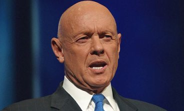 Stephen Covey author of 7 Habits of Highly Effective People