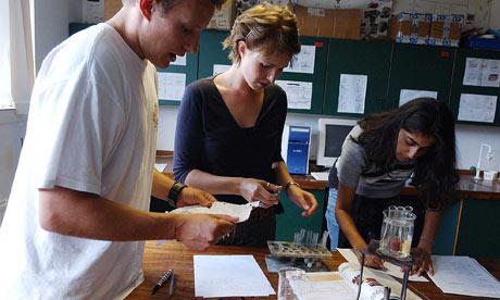 postgraduate fast-track teacher training science canterbury