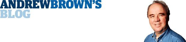 Badge Andrew Brown Blog