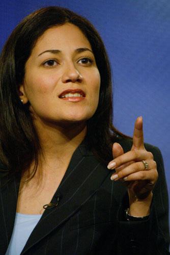Muslim women: Mishal Husain