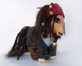 My Little Jack Sparrow is one of