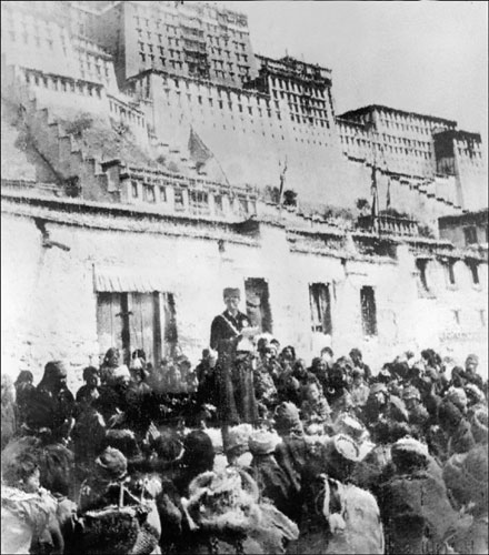 The Tibetan uprising: 50 years of protest | World news | The Guardian