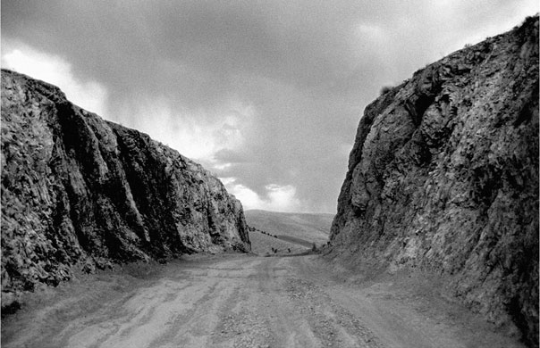 Abbas Kiarostami: ABBAS KIAROSTAMI ROADS (34) 1989 C PRINT